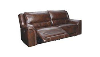 Leather Reclining
