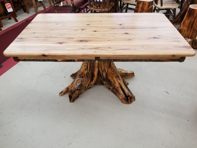 Rustic Cabin Dining Room Furniture