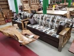 Rustic Cabin Living Room Furniture | Black River Furniture Outlet
