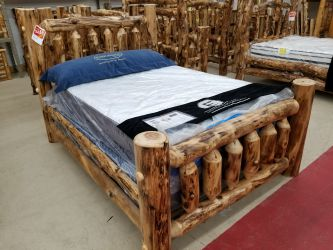 Aspen Regular Style Queen Bed