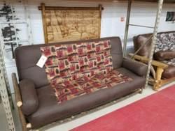 Rustic Cabin Living Room Furniture Black River Furniture