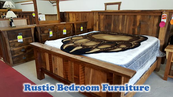 Black River Falls Furniture Outlet Amish Rustic Cabin
